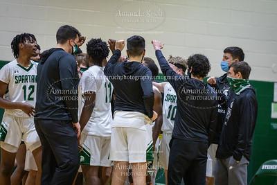 2021 Steinert Boys Basketball
