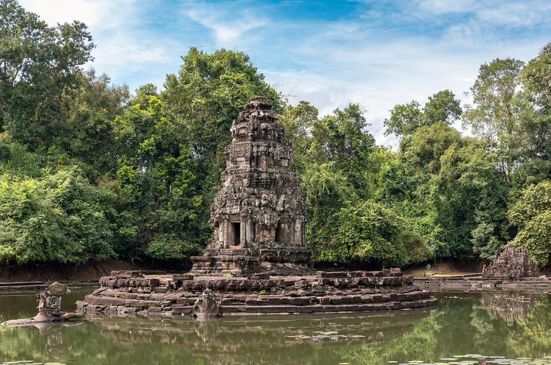 Neak Pean, Angkor