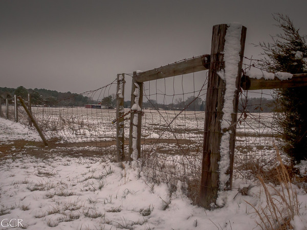 Mecklenburg and Nearby Winter 2014