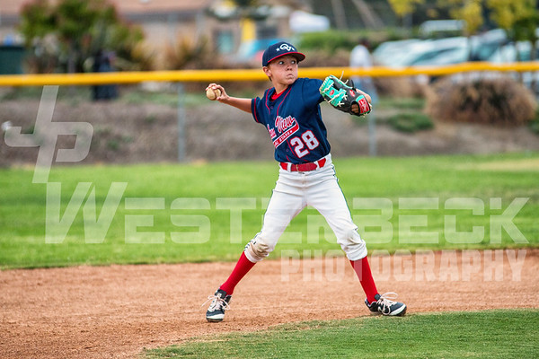 Ocean View Little League 10/11 All Stars