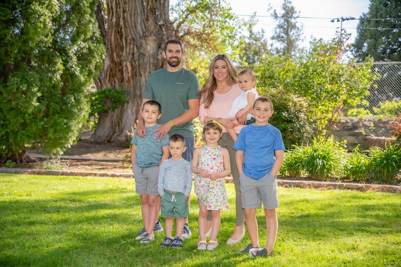 Bolenbaker Family