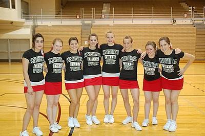 2008 Cheer
