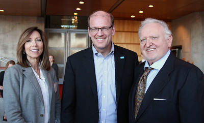 An Evening with Jonathan Reckford, CEO of Habitat for Humanity at Tempe Center for the Arts.