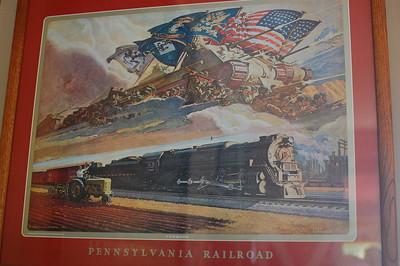 Train Trip Black River