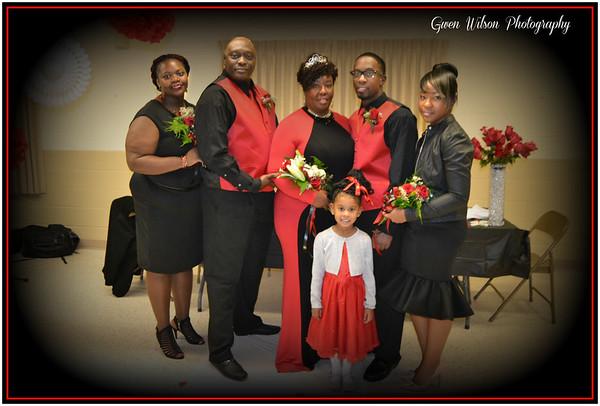 Jordan Wedding 1
