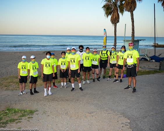 2021-03 SRLA Will Rogers Beach Full Marathon