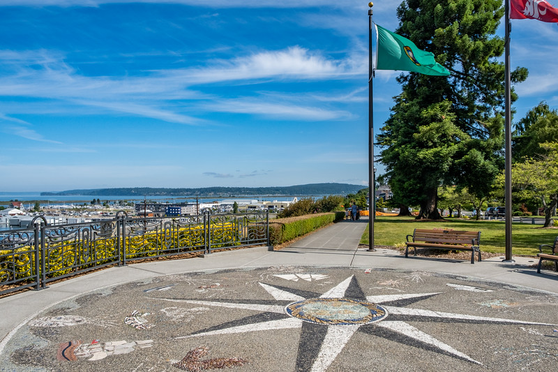 Grand View Park in Everett, WA