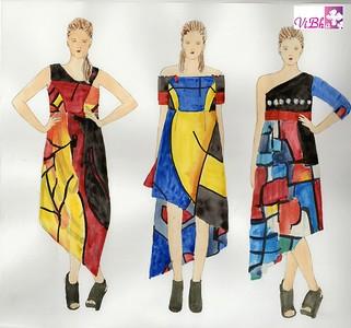 Fashion Illustrations..!!