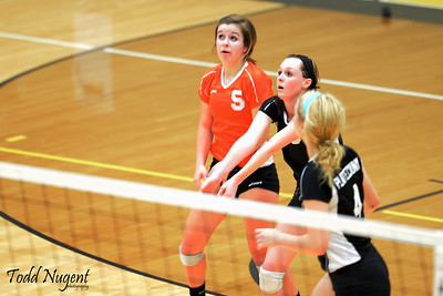 Platte County Volleyball District Tournament 2013