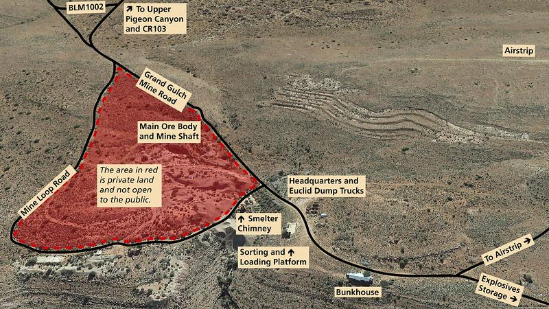 Grand Canyon-Parashant National Monument (Gulch Mine Site)