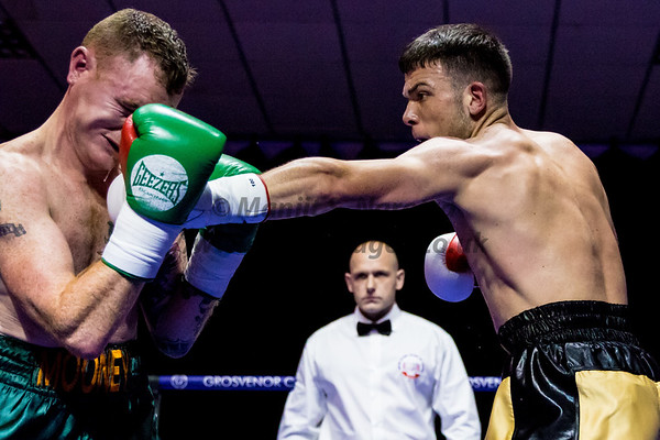 Festive Fight Night - Int'l Banqueting Suite 09-12-2017