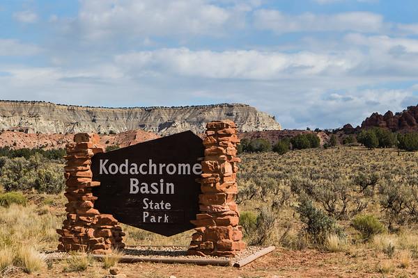 Kodachrome Basin State Park