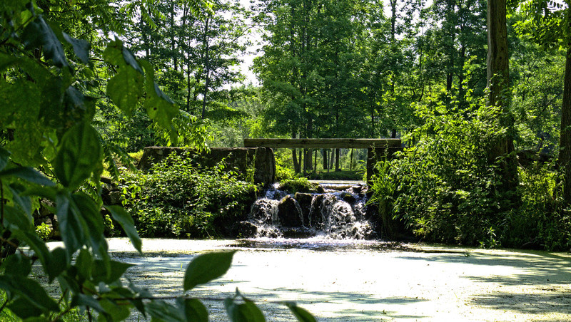 Roadside waterfall3 Warwick NY