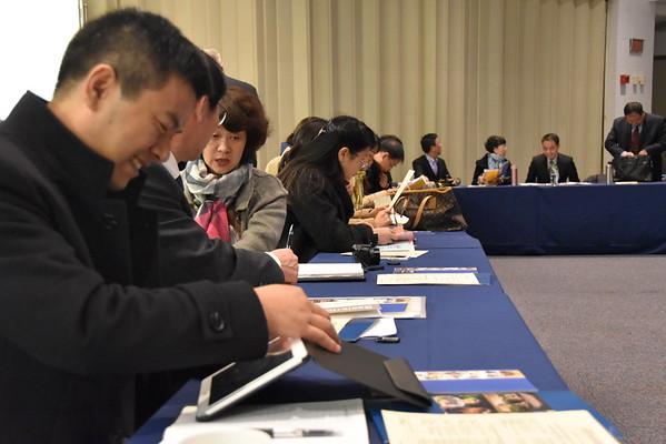VELT Chinese Delegation Visit