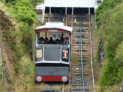 Funicular Railways & Cable Tramways of the British Isles