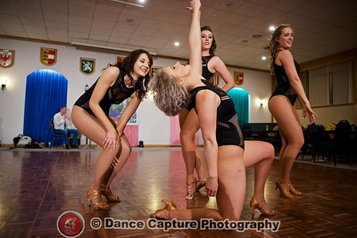 Subsdance Ladies Salsa Shines