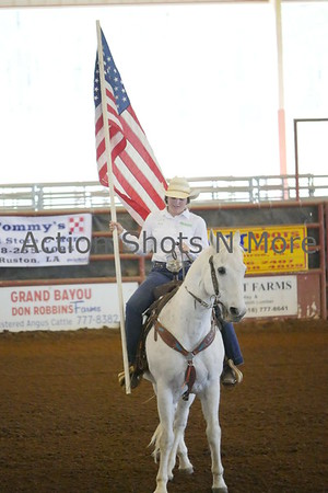 LHSRA High School Rodeo, Ruston, Sunday, 3/24//19