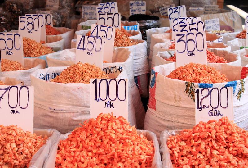 Get your dried shrimp