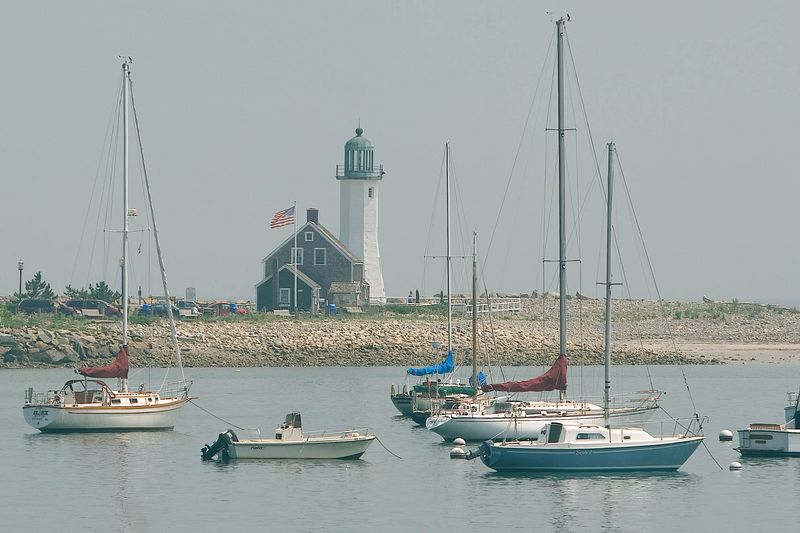 Scituate Harbor Light House