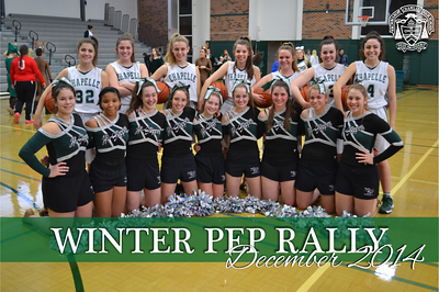 Winter Pep Rally 2014