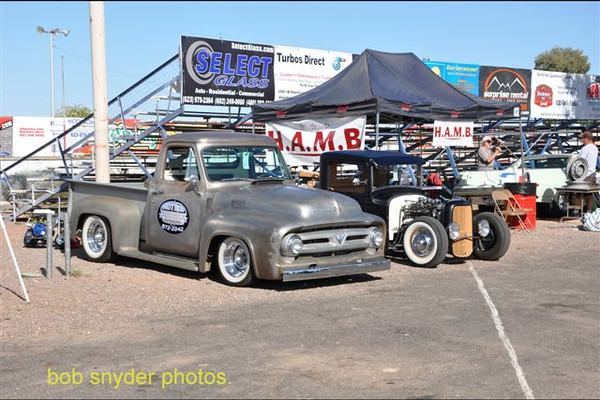 2012 Southest Nostalgia at Speedworld Arizona