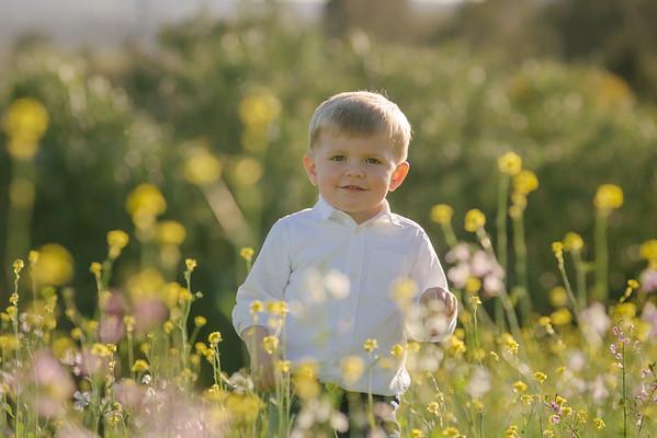 Krebs Kids Flowers 2019 | Oceanside, CA - OhMGPhoto.com