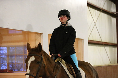 Equestrian - Winter 2020 - Photos by Risley Sports Photography