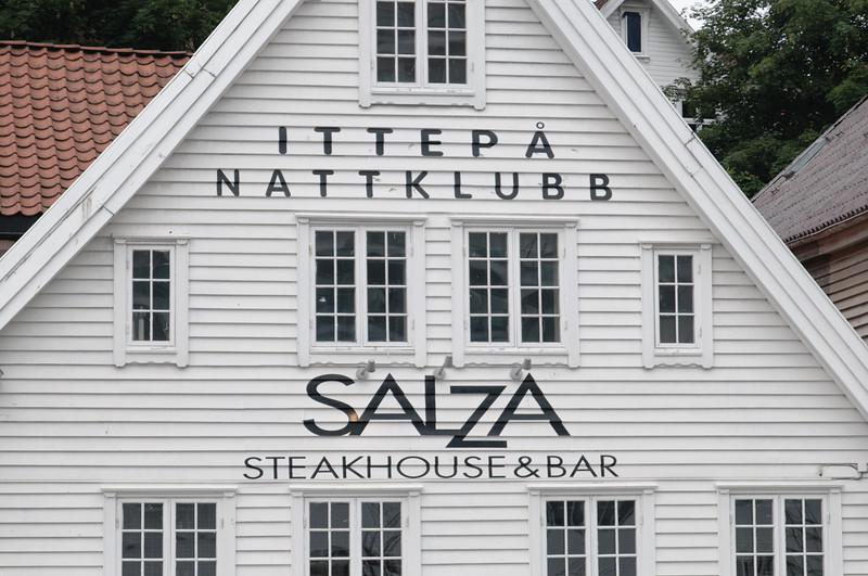 Einen Nachtclub hat Stavanger auch.