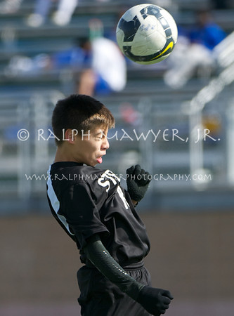 Soccer - Madison vs Steele (NISD Boys Showcase) (2012)