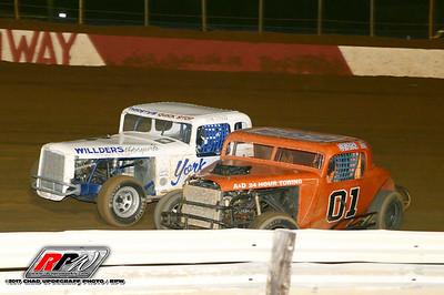 Lincoln Speedway - 4/1/17 - Chad Updegraff