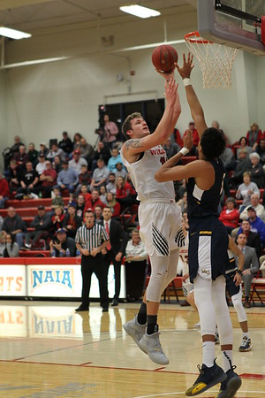IWU Basketball vs Marian  1-19-19