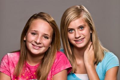 2010.08.15 - Belle & Lexi