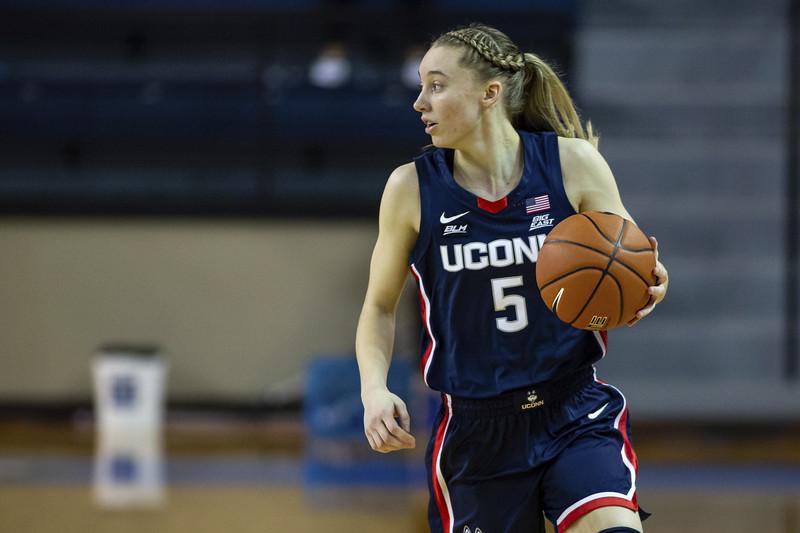 UConn Creighton Basketball