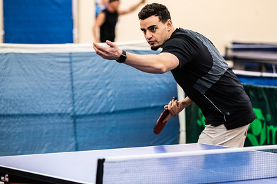 OK Winter Games Table Tennis, February 2, 2020