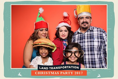 Land Transportation Christmas Party