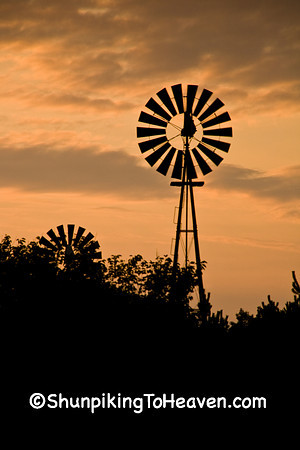 Farm Windmills