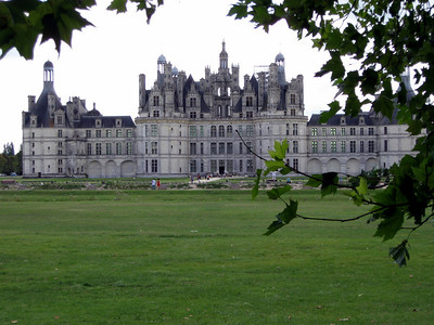 Bicycling Castles of the Loire Valley