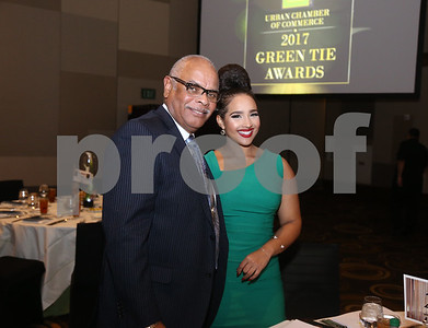Urban Chamber 2017 GREEN TIE AWARDS 11-18-17