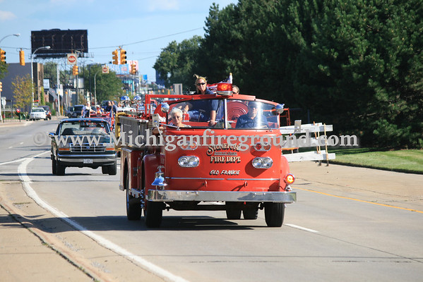 8/17/12 - Ferndale Emergency Vehicle Show