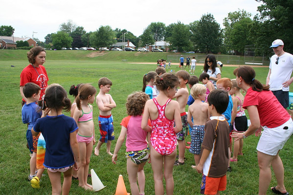 Tuckahoe water day part 1