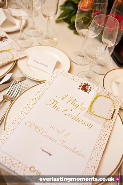 CRIS Charity Gala Dinner 2013