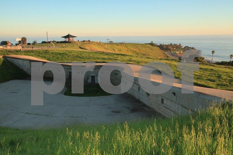 San Pedro , Fort McArthur, California