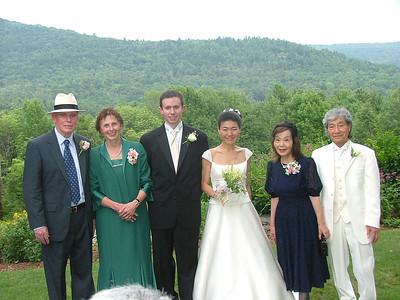 John and Rika's Wedding