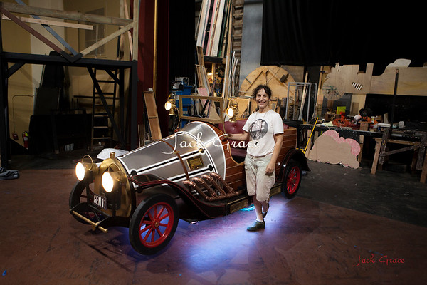 2017 CHITTY CHITTY DOWN THE HILL