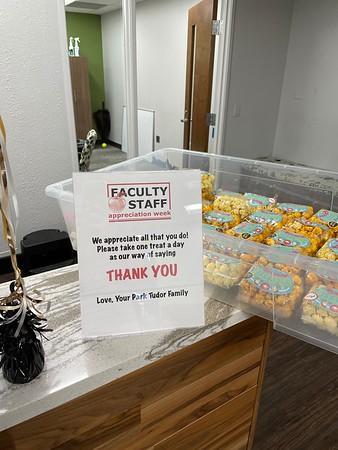 Faculty & Staff Appreciation Week (3/22/2021)