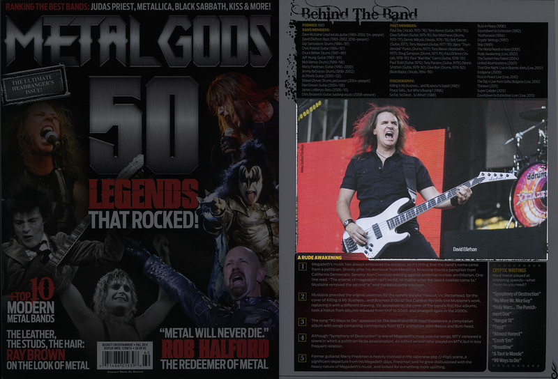 Metal Gods Fall 2014