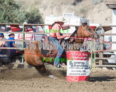 WOS Slack Barrel Racing