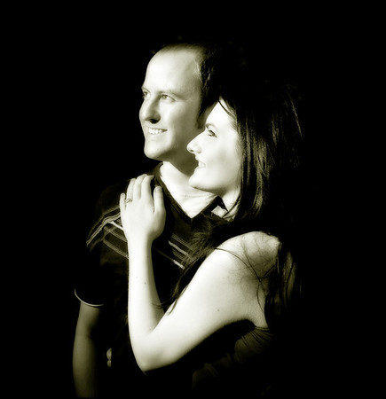 Jim and Gillian Liddell