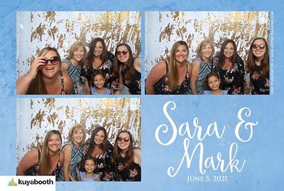 Mark + Sara - Photo Booth