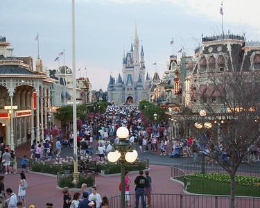 Walt Disney World - Spring 2008